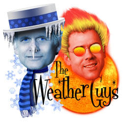 The Weather Guys - Steve Ackerman and Jon Martin