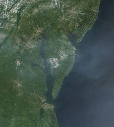 Source: NASA, http://www.nature.com/climate/2009/0907/full/climate.2009.63.html