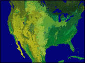 NASA Earth Observatory remote sensing image