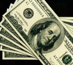 Money makeover: New high-tech threads will be put into U.S. $100 bills that will allow you to test if its real. Little lenses in the threads will make it appear as if Ben Franklin moves when you move the bill.