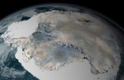 Ice Sheet - Antarctica