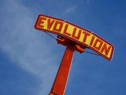 Evolution: We're all tall enough to ride