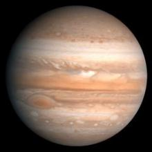 Jupiter: Courtesy: Wikipedia