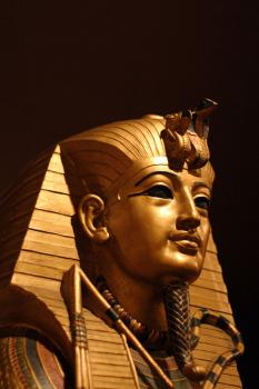 What's wrong with Tut?: CT scans and DNA tests conducted over the past two years have uncovered several major problems that contributed to King Tut's death: malaria, broken leg, a club foot and restricted blood flow to Tut's left foot.