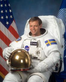 Christer Fuglesang: Astronaut and master mechanic.