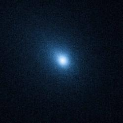 Hubble image of Comet 103P/Hartley 2