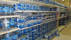 Bottled water: Probably the least efficient option all around.