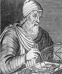 Archimedes: Hidden text revealed, photo from Wikimedia