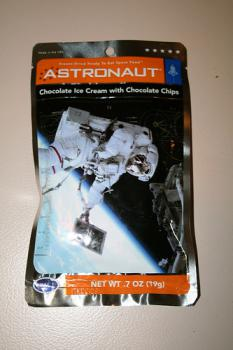 I'm not complaining: But astronaut ice cream is old news. I need new gifts all the time.
