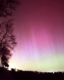 Aurora watch: Photo by Craig M. Groshek, via Wikipedia