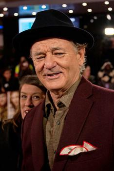 Bill Murray: He was not found at this bachelor party
