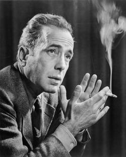 You're charging me how much?: Even big shots like Bogart are taking note of the large increase in cigarette taxes that are going into effect today.