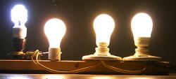 Bright news: Due to a variety of new technological advances, electrical use in the U.S. has declined for the third straight year.