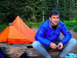 These are a Few of My Favorite Things: Who does not love the smell of pine trees?  Or stretchy long underwear?  Hooray for camping!