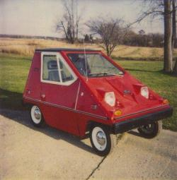 The Citicar: I dig this little car.