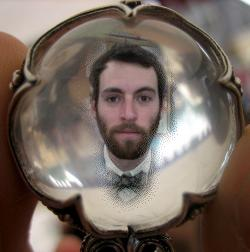 Gaze into the crystal ball to see what your future holds...: That's right, it holds a whole bunch of JGordon. Deal with it.