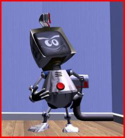 Elbot the chatbot: Click to chat with Elbot