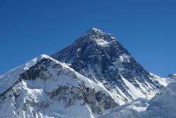 Time for spring cleaning: Next month, the upper reaches of Mount Everest – the tallest mountain on the globe – will be picked of used climbing supplies and even dead bodies.