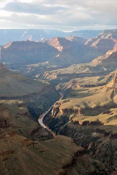 How old does this look?: New research says parts of the Grand Canyon may be 65 mi