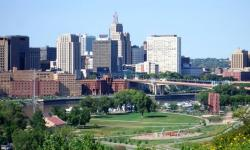Harriet Island: This place is a beautiful example of how a city can live alongside its river.