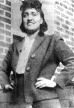 Henrietta Lacks (1920-1951): The Harvard Gazette is copyrighted, but no copyright for the image is specified by the magazine.