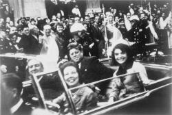 New science to old question: New science is helping answer questions on the assassination of John F. Kennedy.