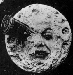 This is how the moon feels: all the time now.