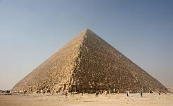 Cementing a new theory: After looking at the blocks of Egyptian pyramids through scanning electron microscopes, researchers now think that constructors poured the blocks like cement rather than carving them out of limestone rock.