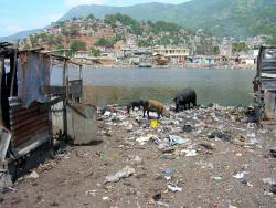 Engineers Without Borders and the residents of Cap-Haitien want to make the Shada neighborhood a cleaner, healthier place to live.