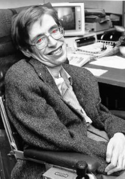 This is your final warning, humans: I am the Hawking! My word is universal law!