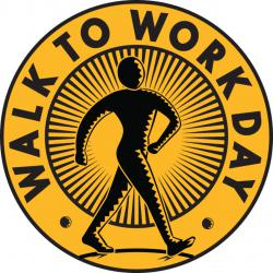 National Walk to Work Day: A chance to dust off those walking shoes and save gas!