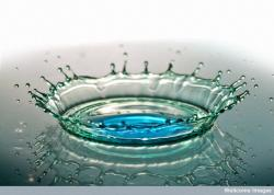 Water proves to be the best solvent for nanomachines