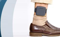 Monitoring consumption: By strapping this Scram device on someone's leg, officials can monitor the alcohol intake of offenders. Is this a good idea?