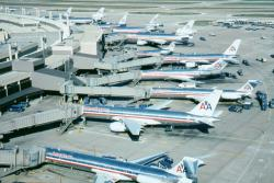 Grounded!: American Airlines recently grounded over 300 planes for maintenance.  Did their actions actually put travellers at greater risk?