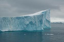 Eco-travel on the rocks: A cruise around Antarctica offers some spectacular sights, but are tourists at risk sailing through ice-infested waters? Last week's sinking of a cruise ship in the area has given rise to those questions.