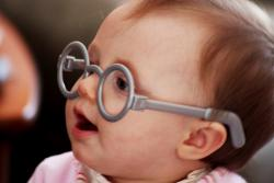 Karina has some competition: This baby is WAY smarter than other babies.