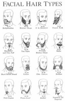 Are you WMBC material?: Work hard, boys and girls, and someday you could be grow a champion beard.  (image courtesy of Wikipedia commons)