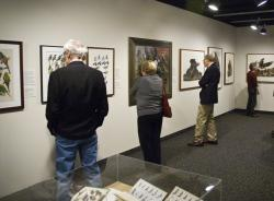Audubon exhibit: Preview Night at the Bell Museum
