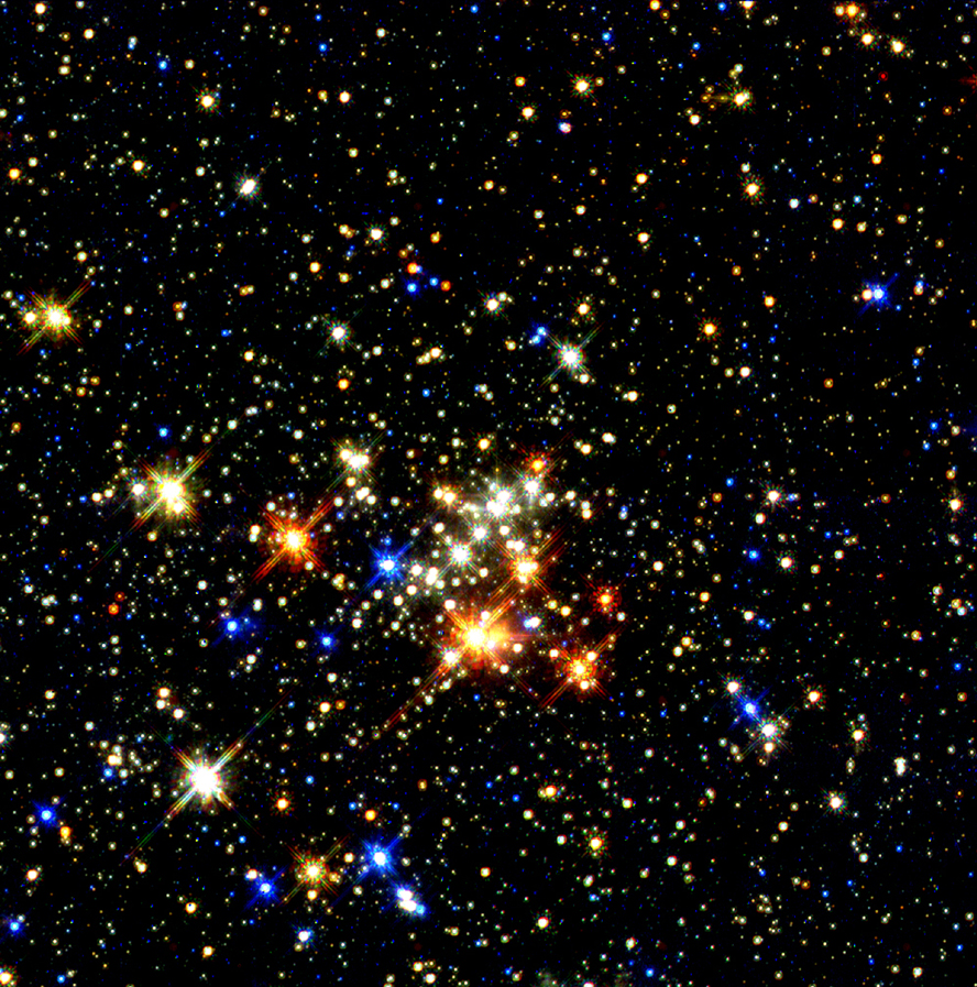 galaxy clusters | Science Buzz