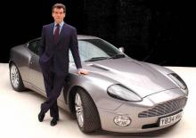 """Bond Science: In his last movie as James Bond, Pierce Brosnan drove this Astin Martin car that could turn itself invisible with the flip of a switch. That """"spy science"""" is not on the immediate horizon, but other Bond gadgets of the past have worked their way into our technology of today."""