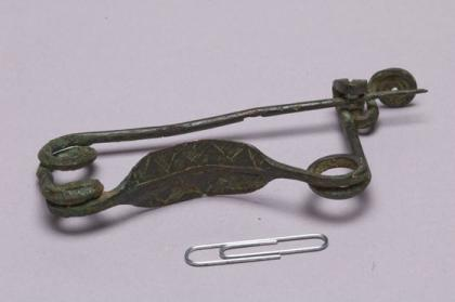 Ancient brooch