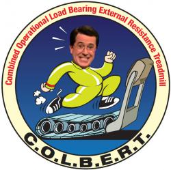"The COLBERT: Official patch for ""COLBERT,"" the Combined Operational Load Bearing External Resistance Treadmill."