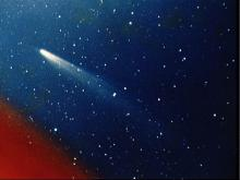 Hot comet: Results of research from the Stardust comet particle retrieval mission are showing that the surface of comet Wild2 is composed of materials from the inner portions of our solar system. It used to be believed that comets were composed of matter from the outer regions of our solar system.