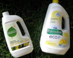 Green Cleaning: There are several line of green cleaning products that contain low- or no-phosphates.