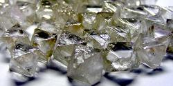 Diamonds from Canada: Click on the mafic link for more photos related to hunting for diamonds near the Arctic Circle.