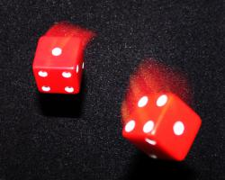 Gambling addiction is a serious problem: Photo by MarkyBon via Flickr Creative Commons.