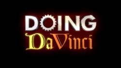 Doing DaVinci: If you ever wanted to see DaVinci's machines in action, this is the show for you!