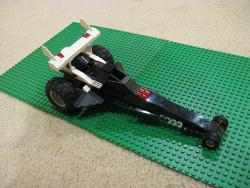 dragster: Ok, so the nanodragster does not look quite like this...