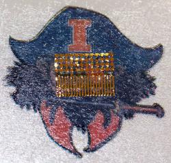 Flexible Electronics: A newly developed stick-on tattoo with integrated sensor technology, prior to application (from reverse).