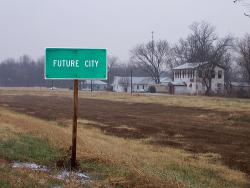 Future city, here we come!: Brace yourselves.